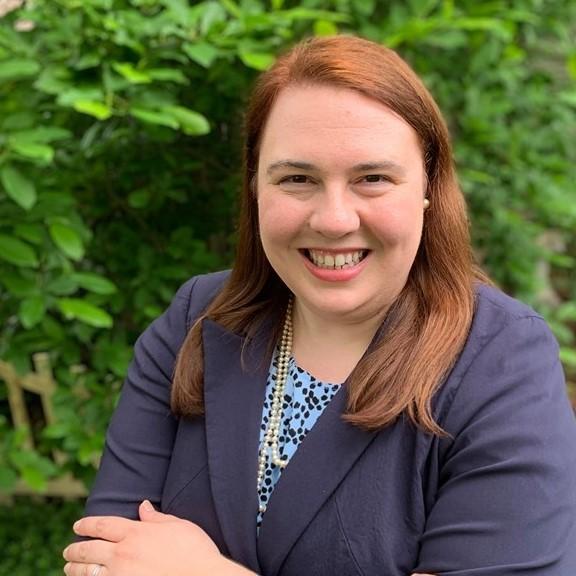 Our Pastor: Amanda Hartmann Westmoreland